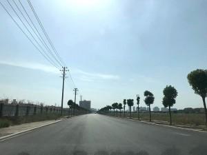 京广大道改造工程